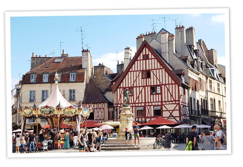 Reisen-und-Blog Frankreich Beitragsbild Dijon