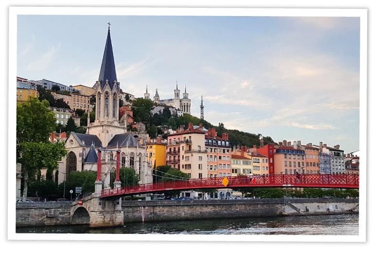 Reisen-und-Blog Frankreich Beitragsbild Lyon