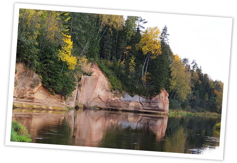 Reisen-und-Blog Lettland Beitragsbild Ausflugsziele Gauja Nationalpark