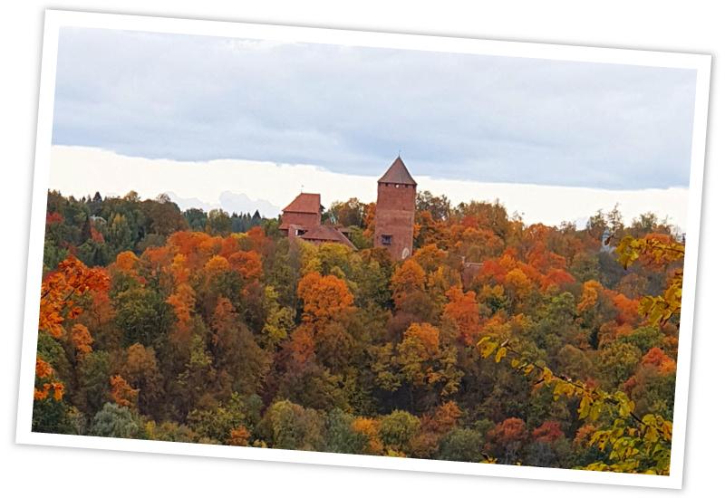 Reisen-und-Blog Lettland Beitragsbild Ausflugsziele Sigulda