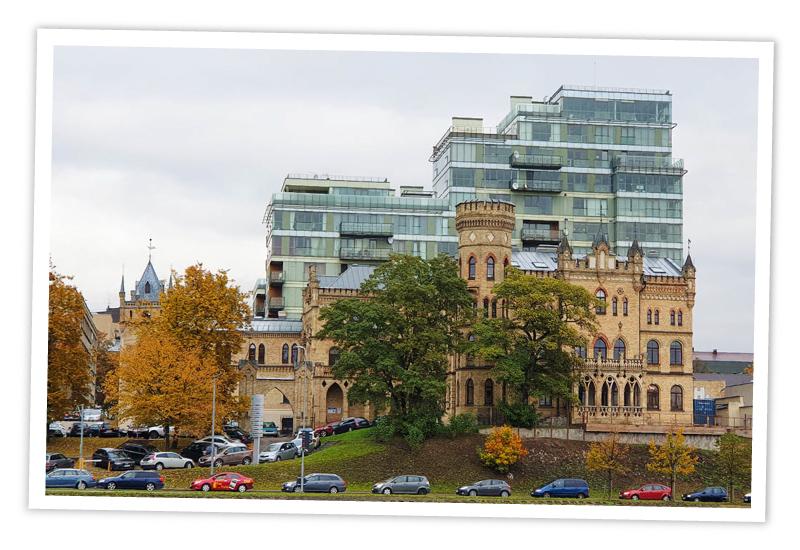 Reisen-und-Blog Litauen Beitragsbild Vilnius