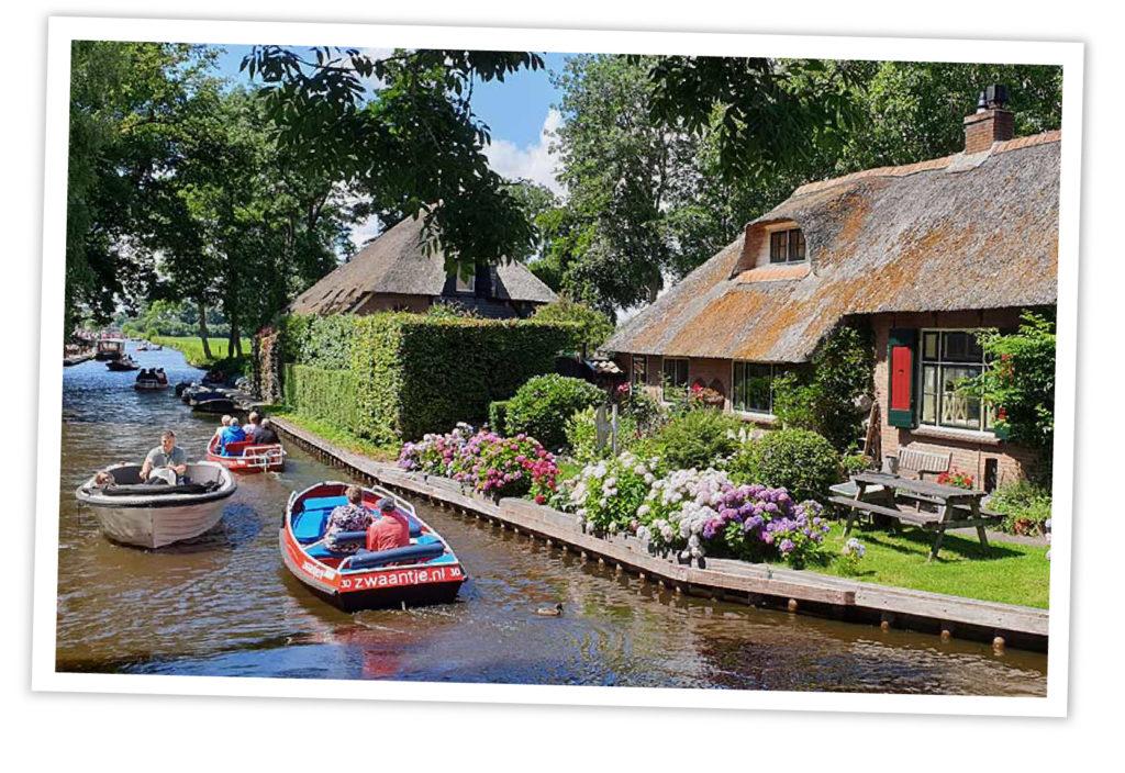 Reisen-und-Blog Niederlande Holland Beitragsbild Giethoorn
