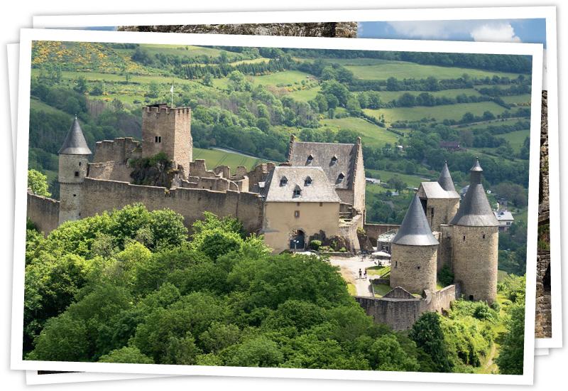 Beitragsbild Luxemburg Schlösser und Burgen