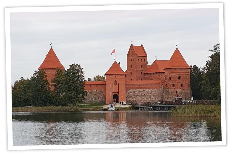 Reisen-und-Blog Litauen Beitragsbild Trakai