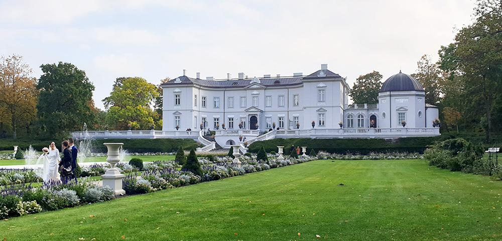 Das Bersteinmuseum in Palanga - Litauen
