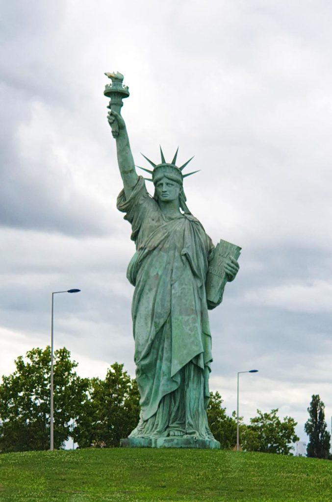 Nachbau der Freiheitstatue