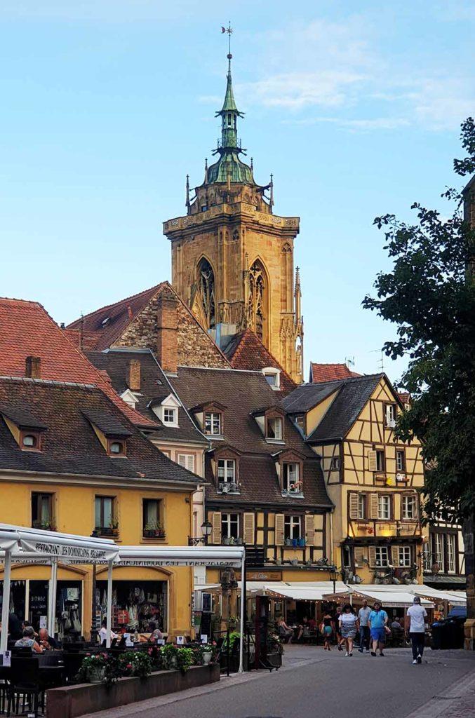 Stiftskirche Colmar