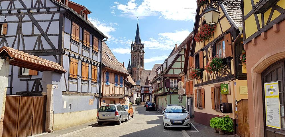 Dambach - la - Ville