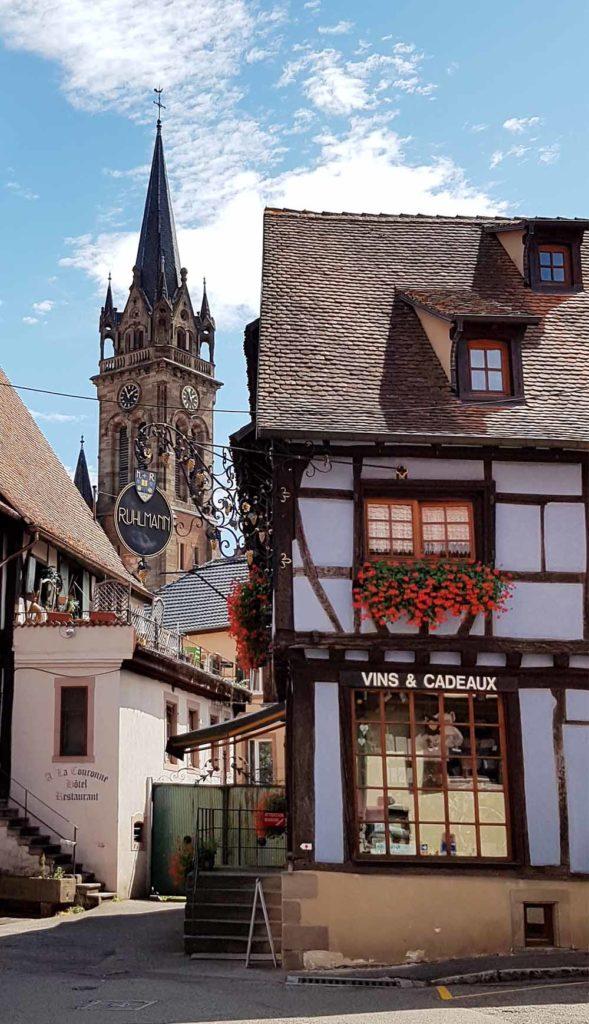 Dambach - la - Ville Detailbild