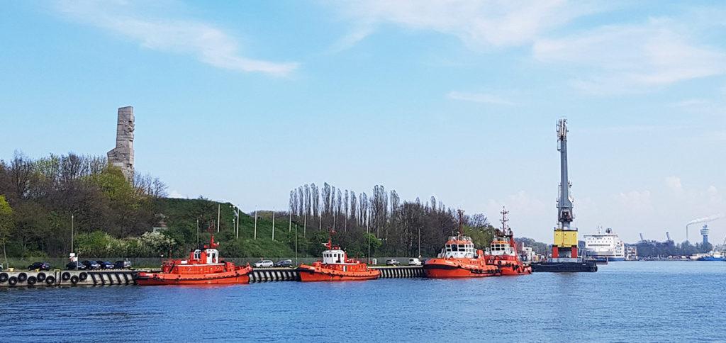 Städtetrip Danzig - die Westerplatte