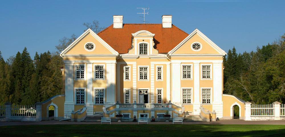 Gutshof Palmse in Estland