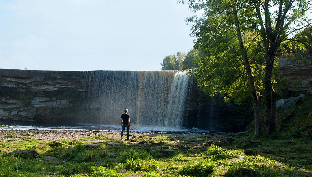 Ausflugsziel Tallinn - Jägala Wasserfall