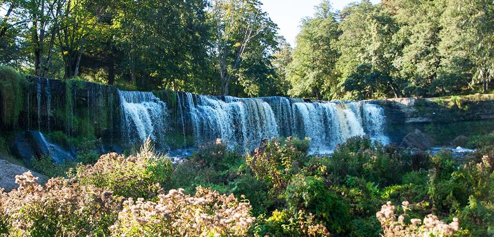 Estland - Rundweg Keila Wasserfall