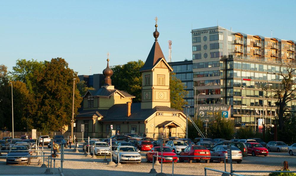 Plattenbauromantik in Lasnamäe - Tallinn