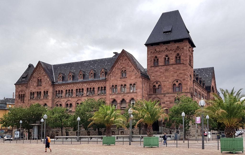 Hauptpost Metz