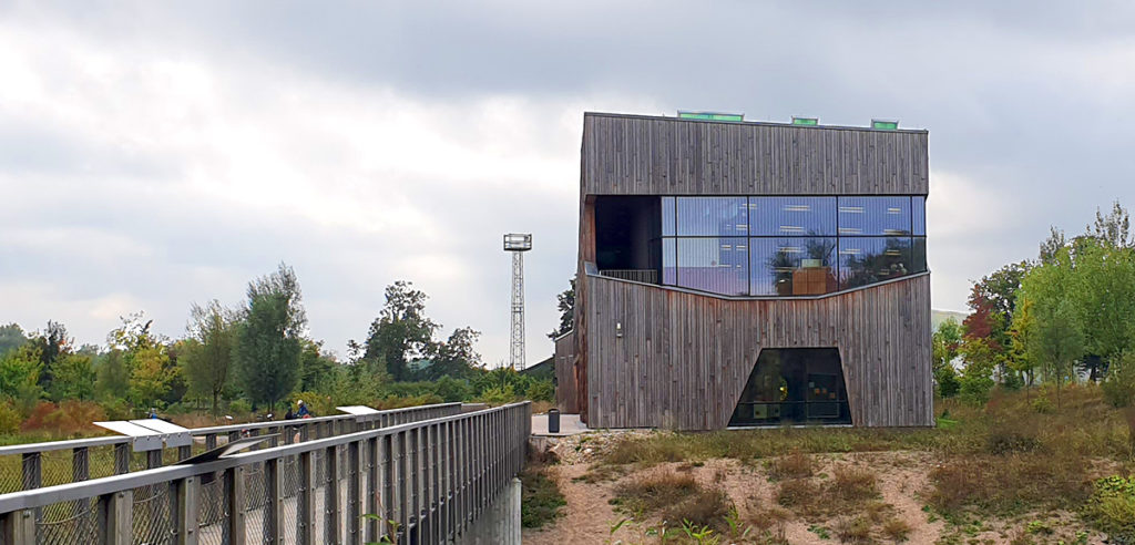 Haus der Flüsse in Havelberg