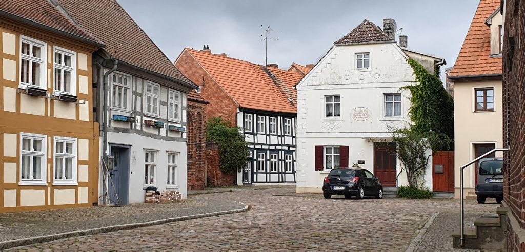 Havelberg Ansicht Stadtinsel