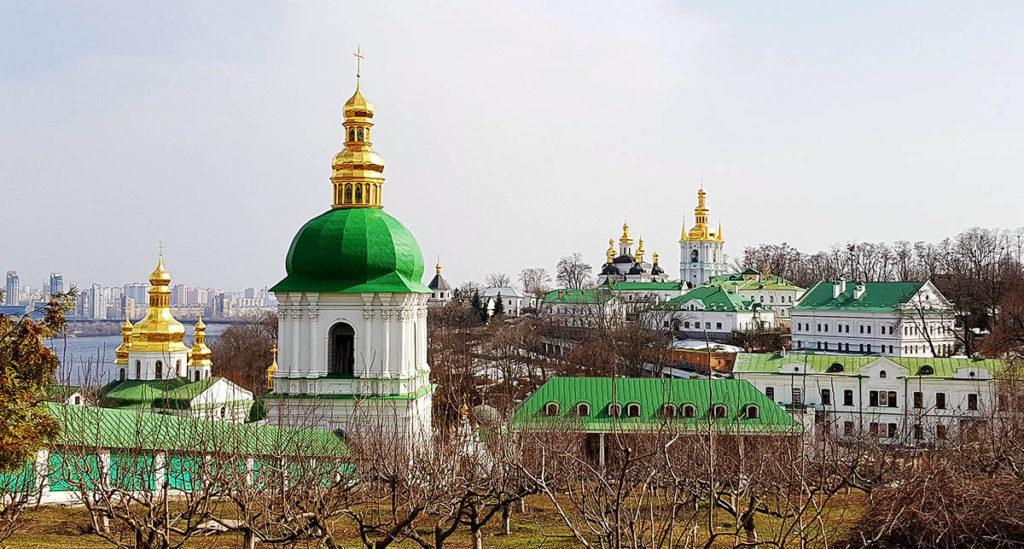 Kiewer Höhlenkloster