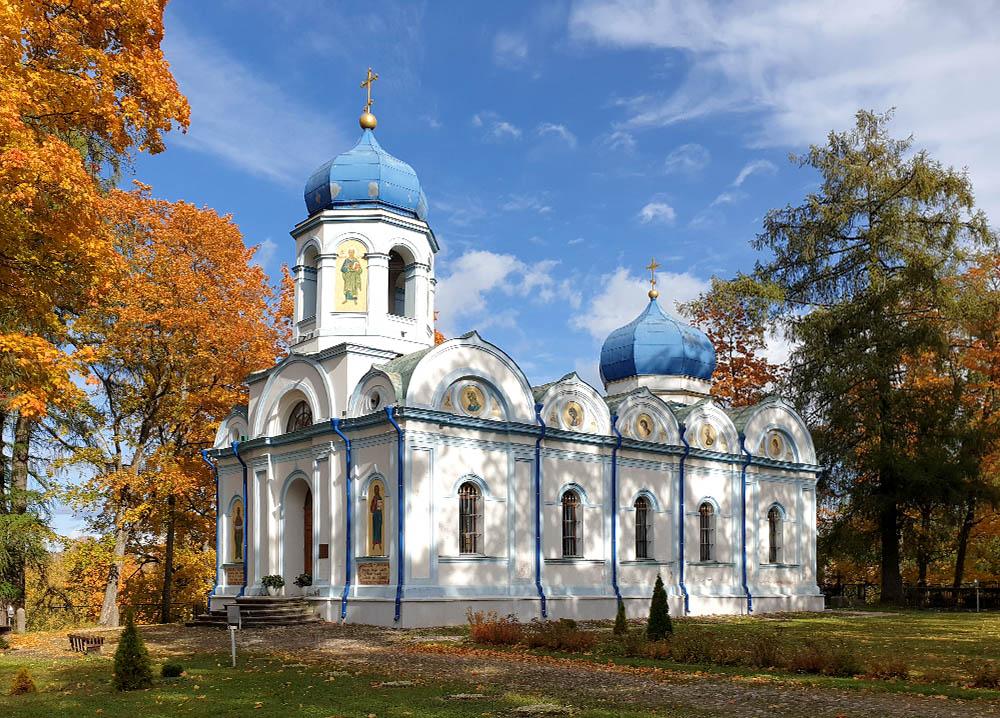 ortodoxe Kirche in Cesis