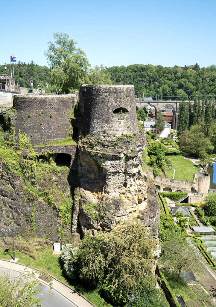 Städtereise Luxemburg - die Bock Kasematten