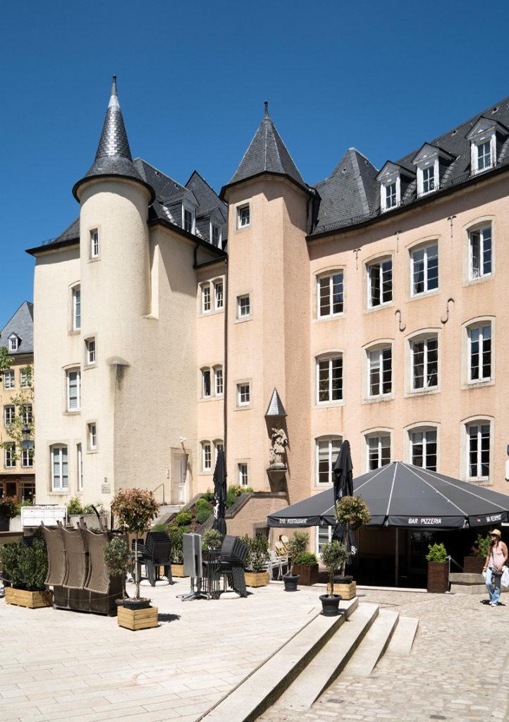 Städtetrip Luxemburg - Oberstadt