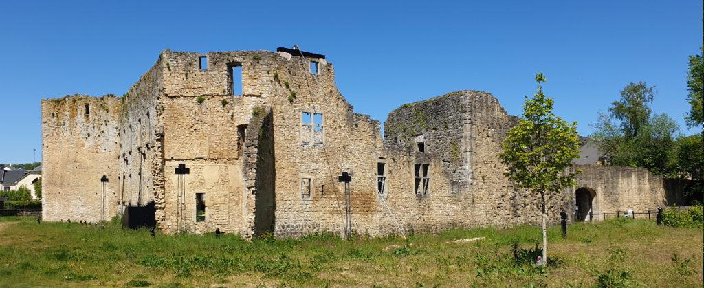 Luxemburg Schloss Koerich