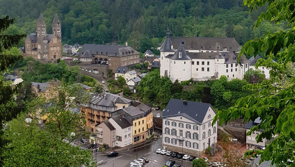 Luxemburg Schloss Clerf