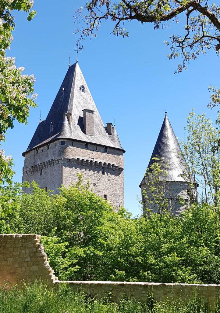 Luxemburg Schloss Hollenfels