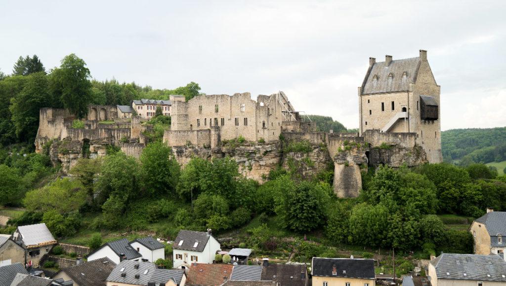 Luxemburg Schloss Larochette