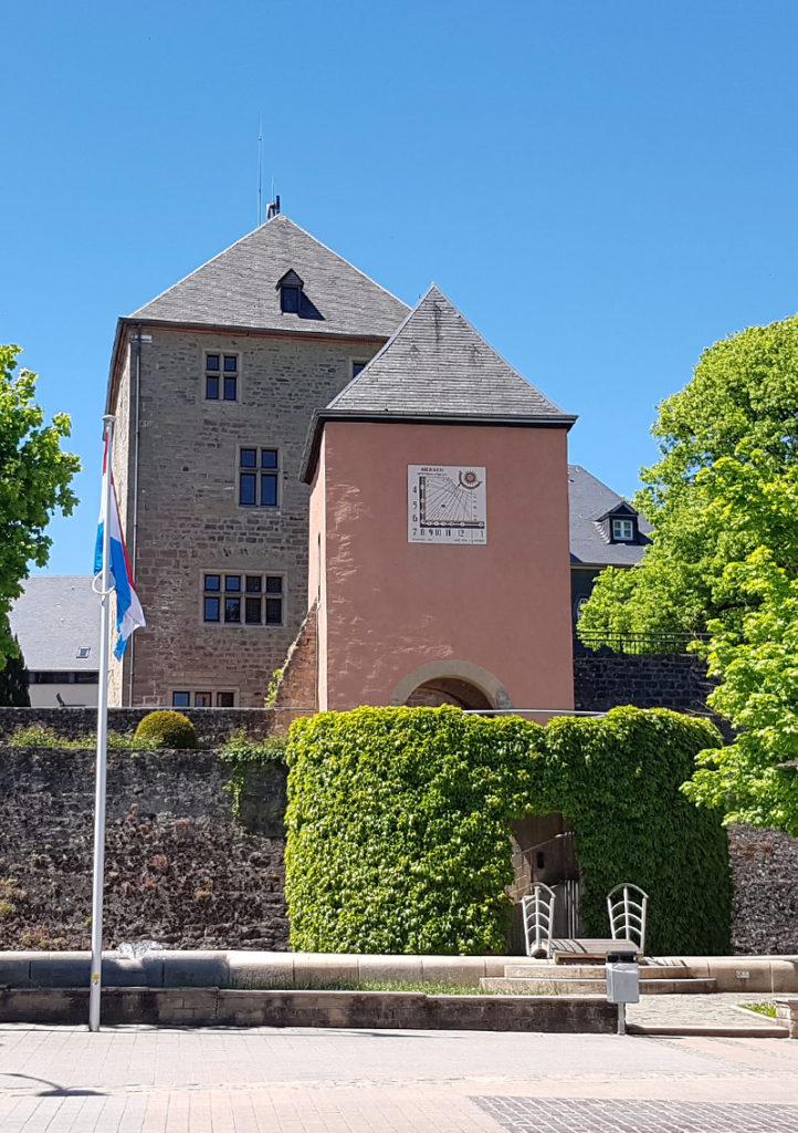 Luxemburg Schloss Mersch