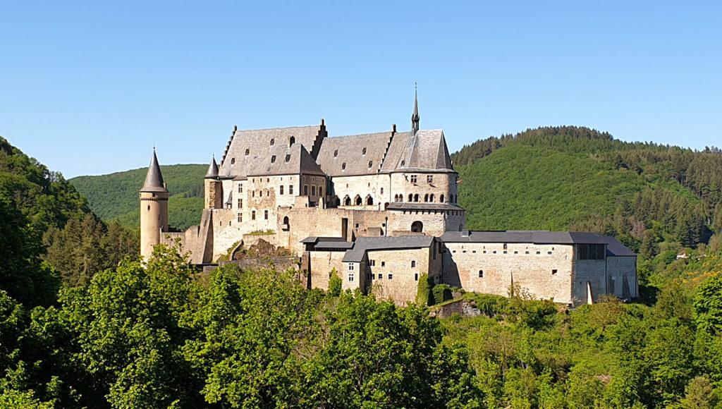 Luxemburgs Schlösser - Vianden