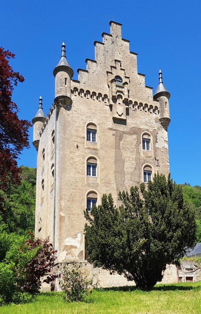 Luxemburg Schloss Schoenfels