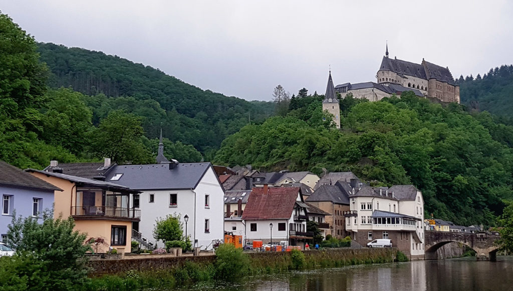 Luxemburg Vianden