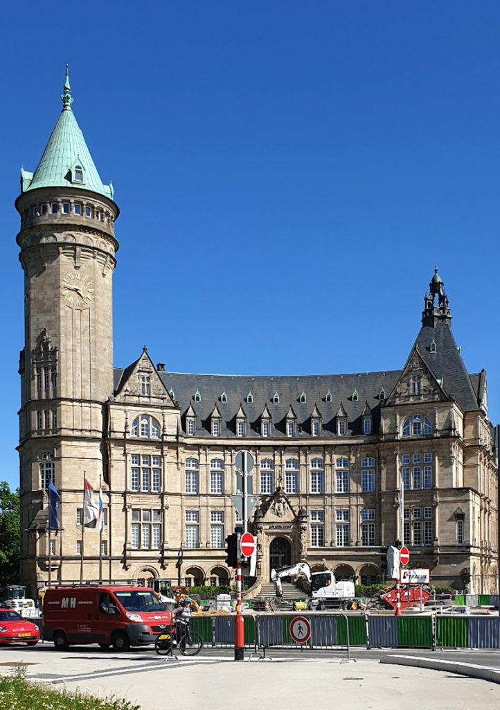 Städtetrip Luxemburg - das Bankmuseum