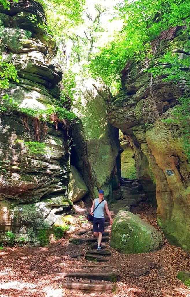 Wandern in Luxemburg - im Siweschlëff