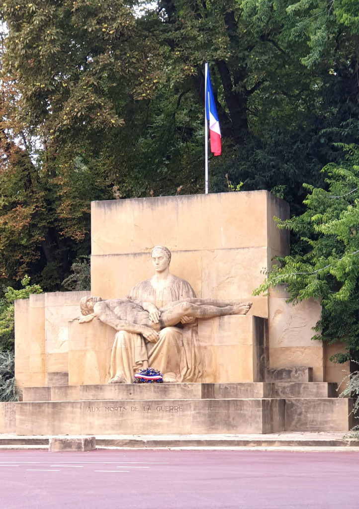 Momument aux Morts - Metz