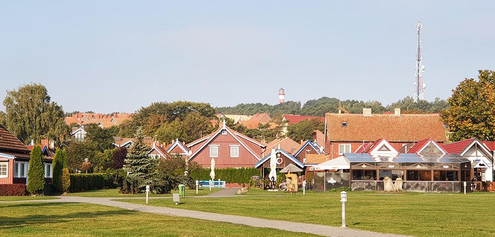 Nida - Kurische Nehrung in Litauen