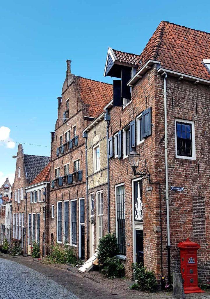 Die niederländischen Hansestädte - Deventer Bergstraat