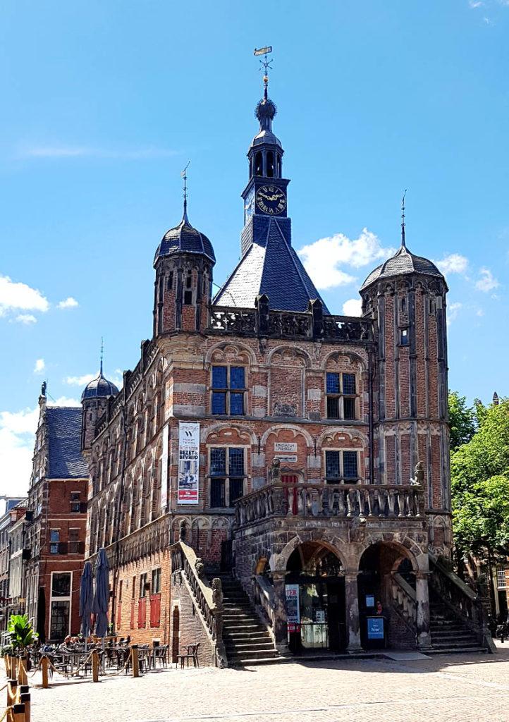 Die niederländischen Hansestädte - Deventer Museum de Waag