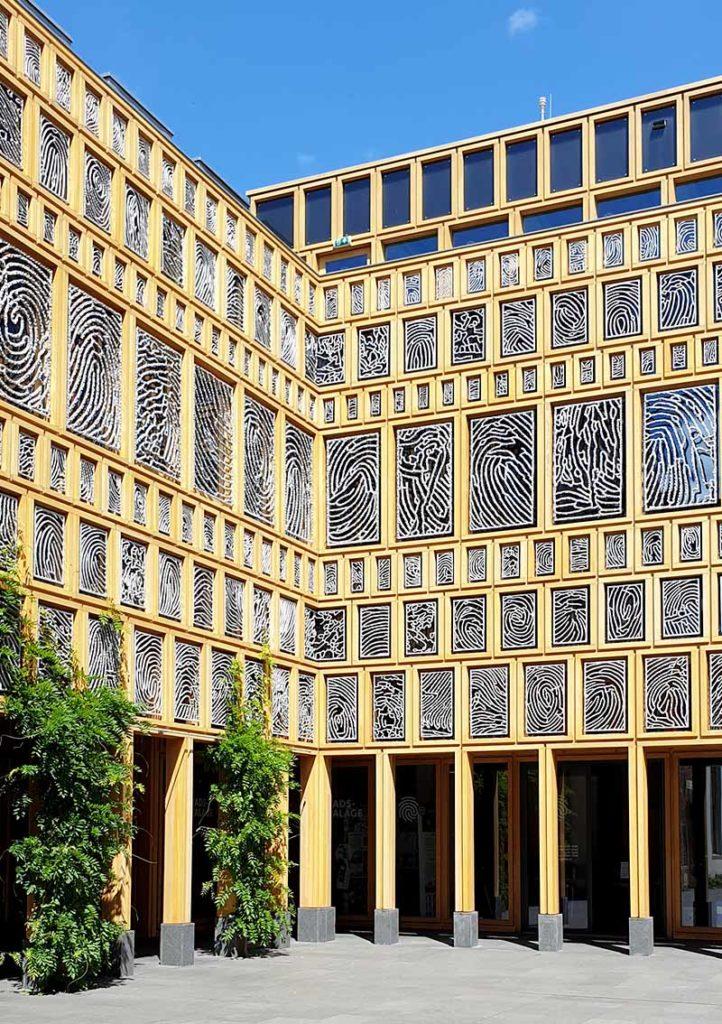 Niederlande Deventer Rathaus