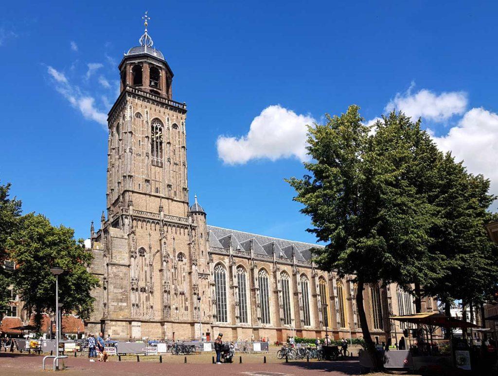 Niederlande Deventer St Lebuinus Kirche