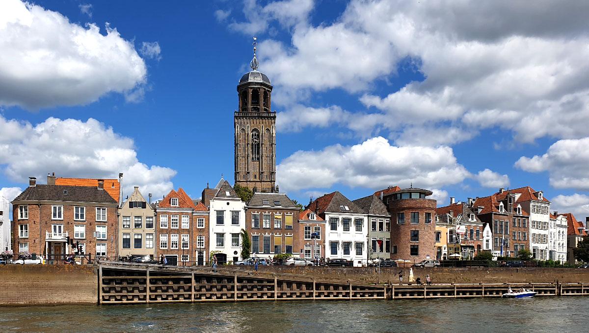 Die niederländischen Hansestädte - Deventer