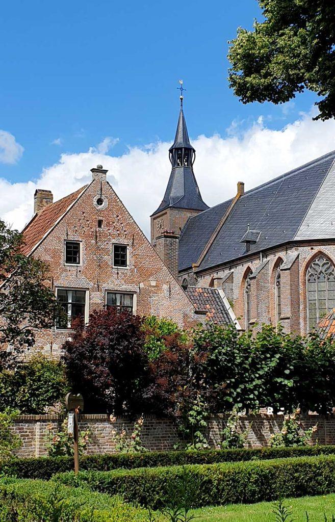 Die niederländischen Hansestädte - Hattem Andreaskerk