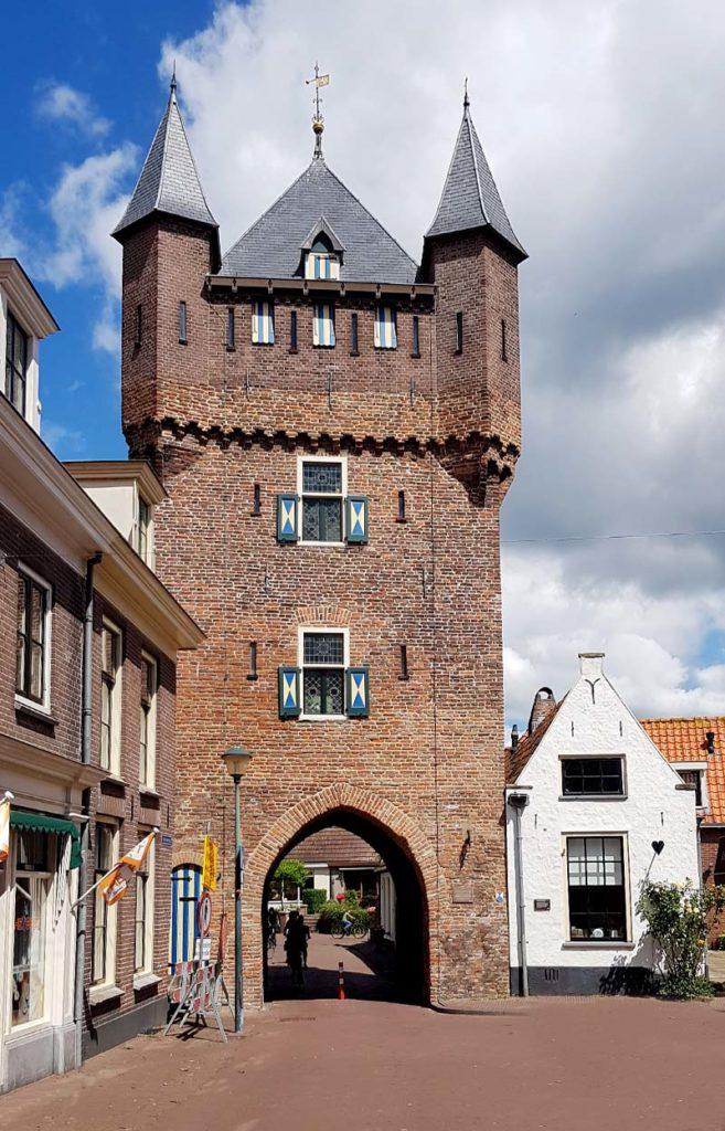 Die niederländischen Hansestädte - Hattem Dijkpoort