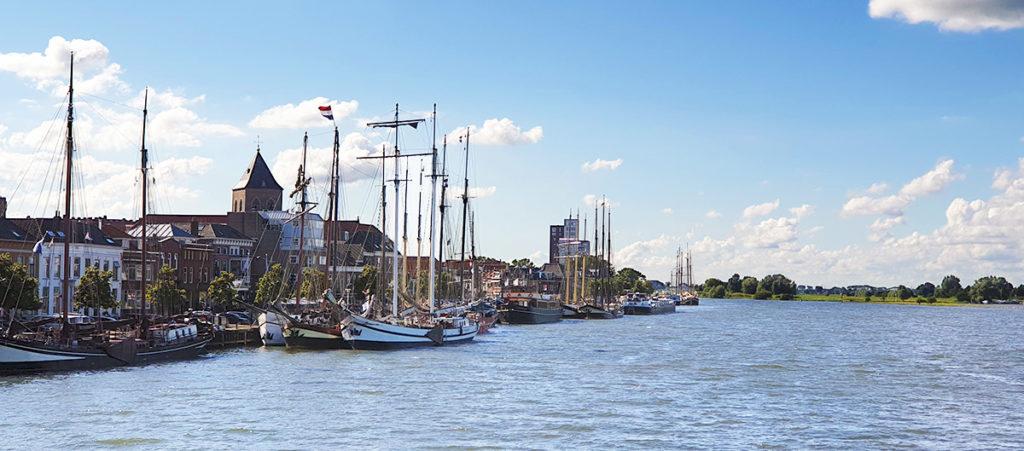 Die niederländischen Hansestädte - Kampen an der Ijssel