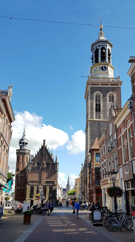 Die niederländischen Hansestädte - Kampen Nieuwe Toren