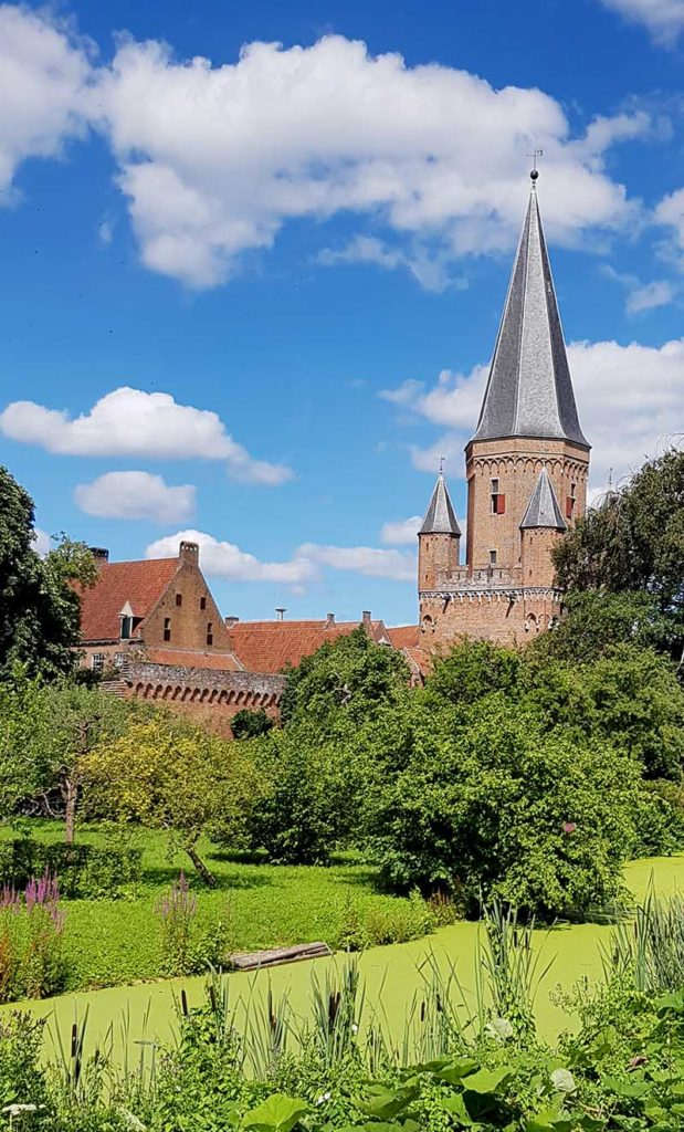 Die niederländischen Hansestädte - Zutphen Ansicht Drogenapstoren