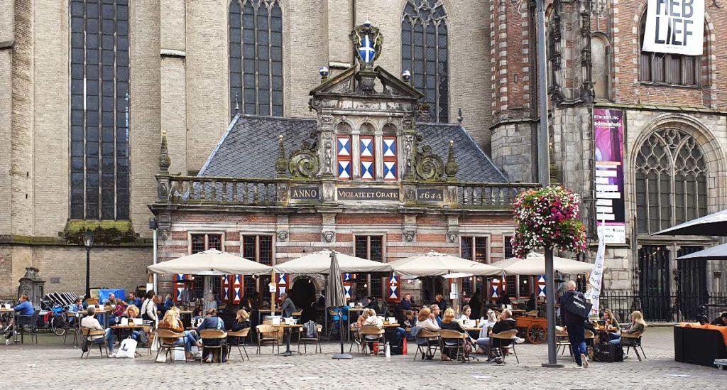 Die niederländischen Hansestädte - Zwolle hoofdwacht