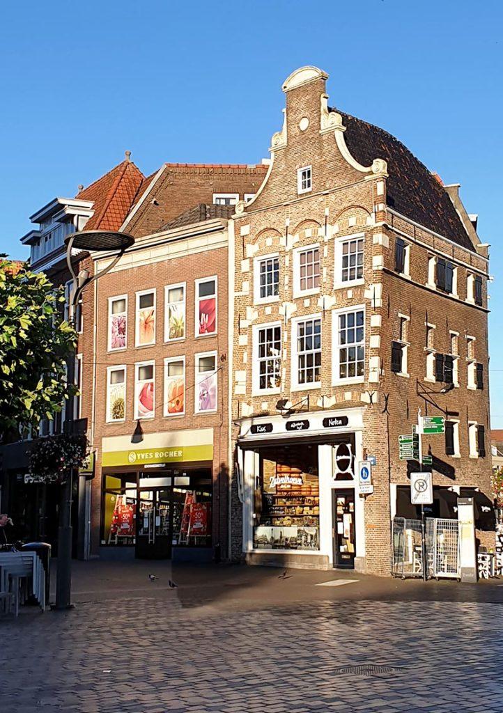 Die niederländischen Hansestädte - Zwolle Käseladen