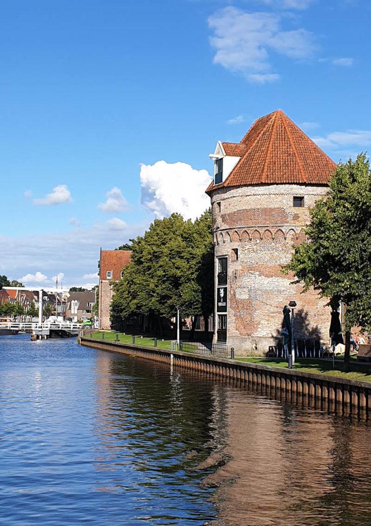 Die niederländischen Hansestädte - Zwolle - Wijndragerstoren